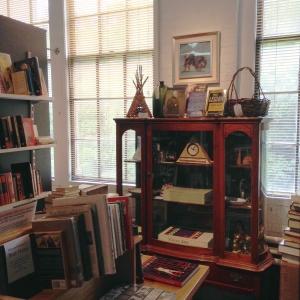 cabinet of curios, Dickens Books