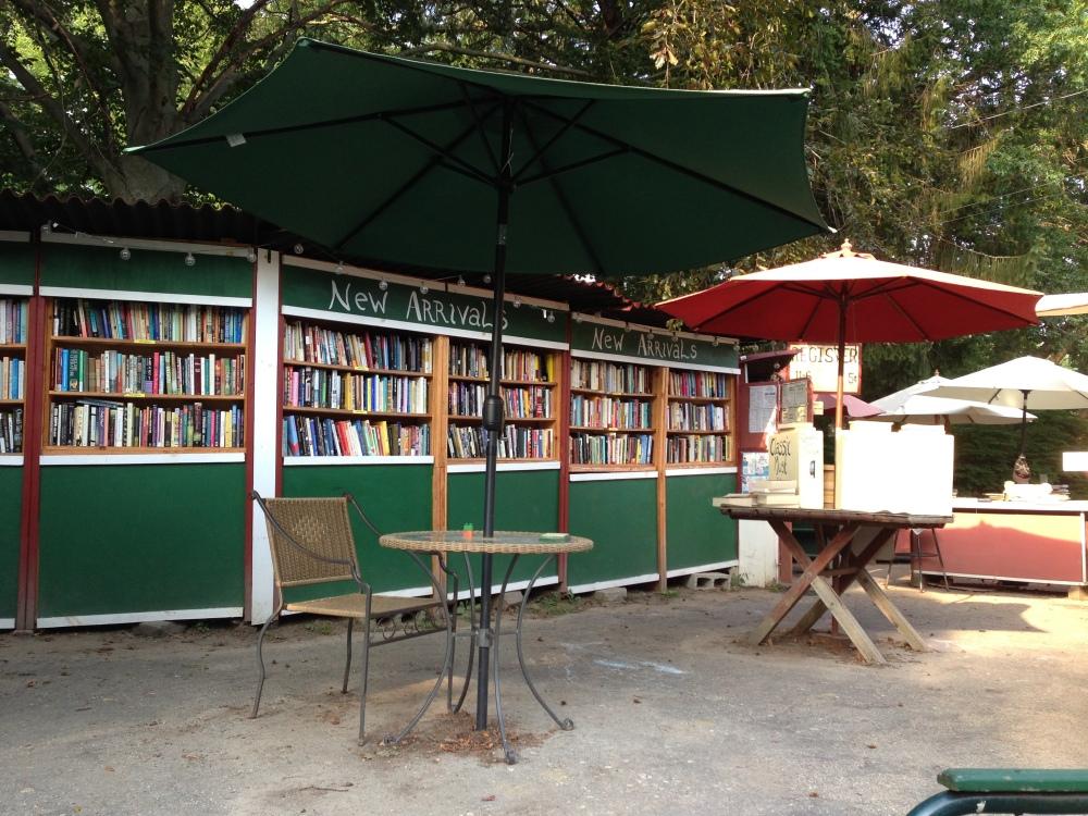The Bookbarn, Niantic, CT (4/5)