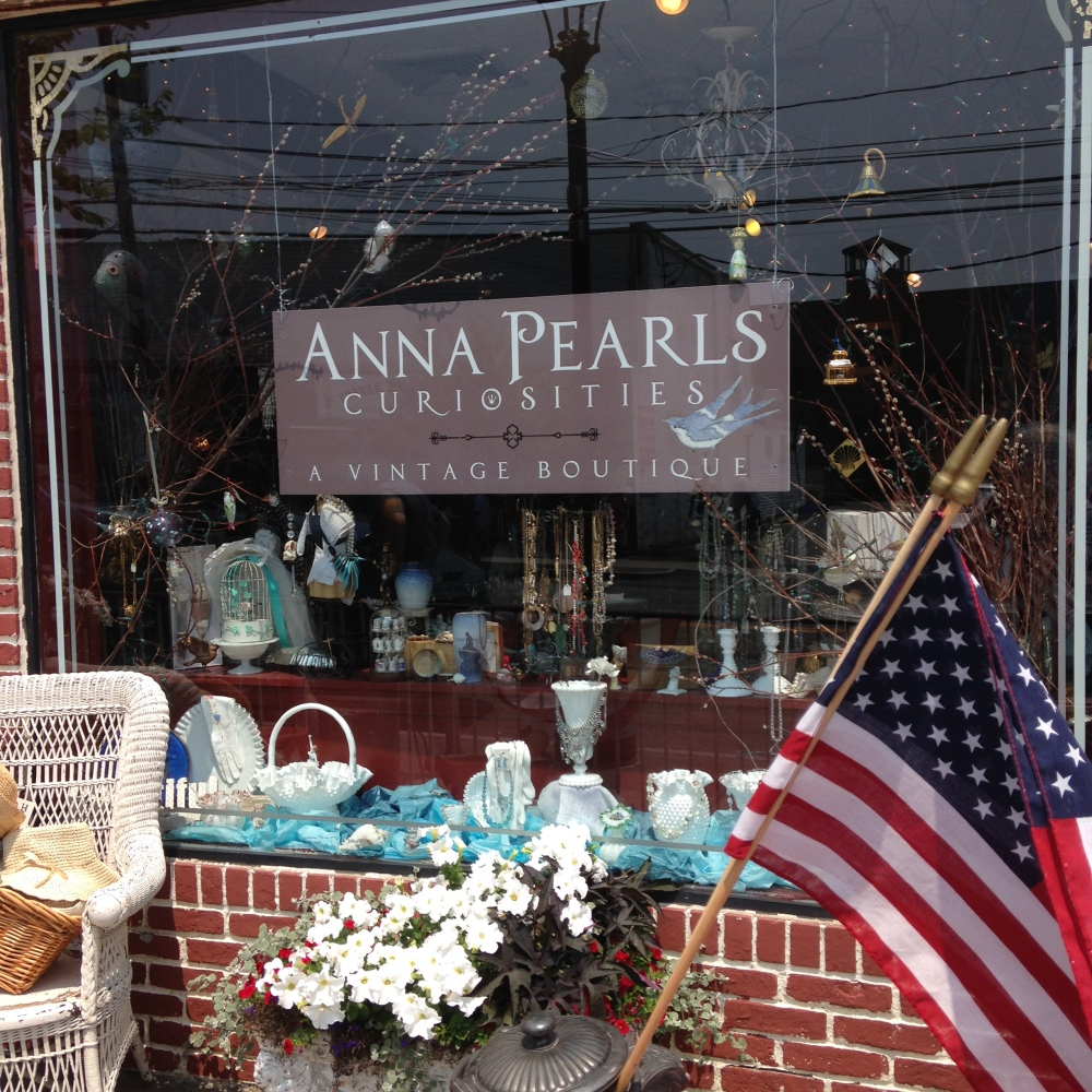 Anna Pearl's Curiosities, Niantic CT (1/6)