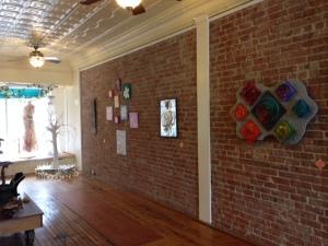 Gallery space - Three Graces Vintage