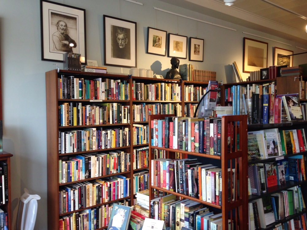 White Square Fine Books & Art, Easthampton MA (1/3)