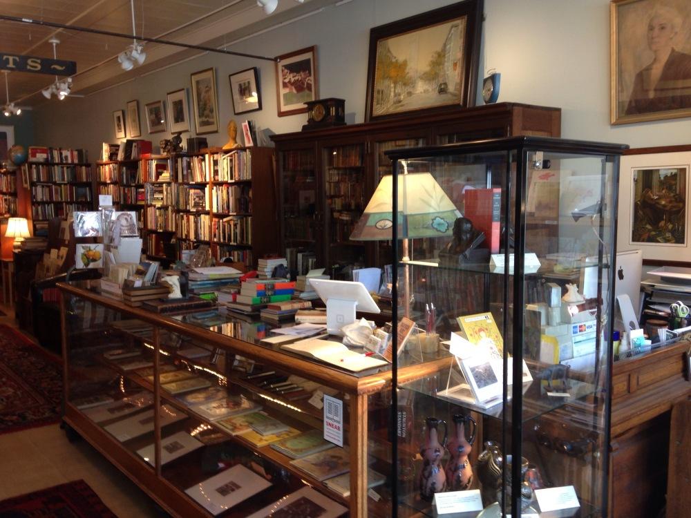 White Square Fine Books & Art, Easthampton MA (2/3)