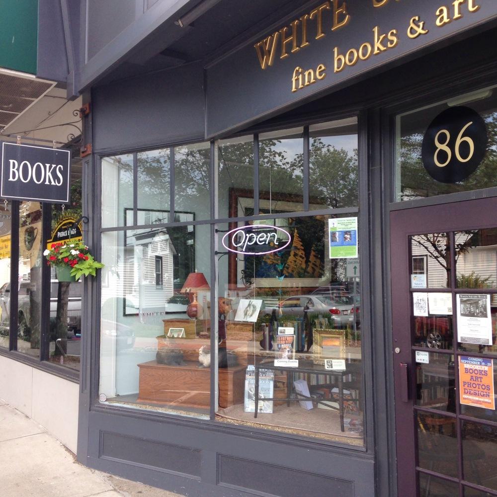 White Square Fine Books & Art, Easthampton MA (3/3)