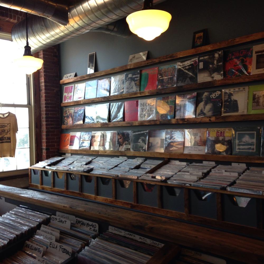 Vinyl Destination, Lowell MA (2/2)